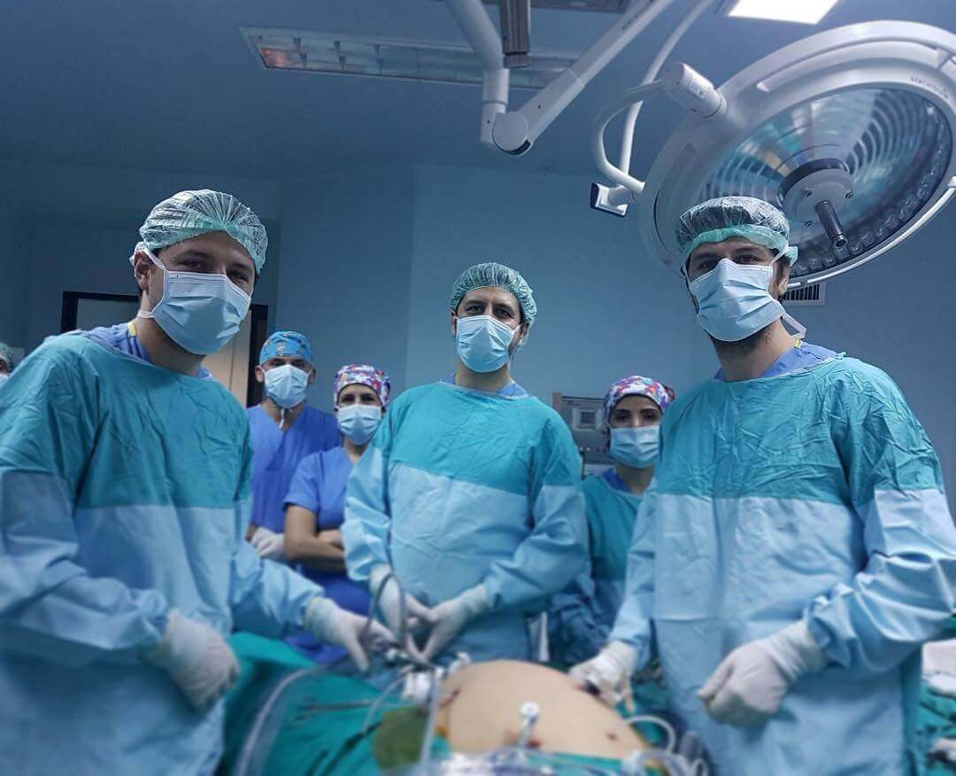 Metabolic Surgery Operation Pictures